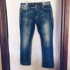 Rock Revival jean